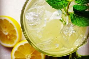 Летний лимонад LCHF