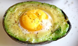 avocado-in-egg