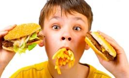 fast food kid