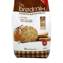 Breadmix fullcorn 1kg