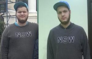«За восемь месяцев моей новой жизни я сбросил 35 кг»