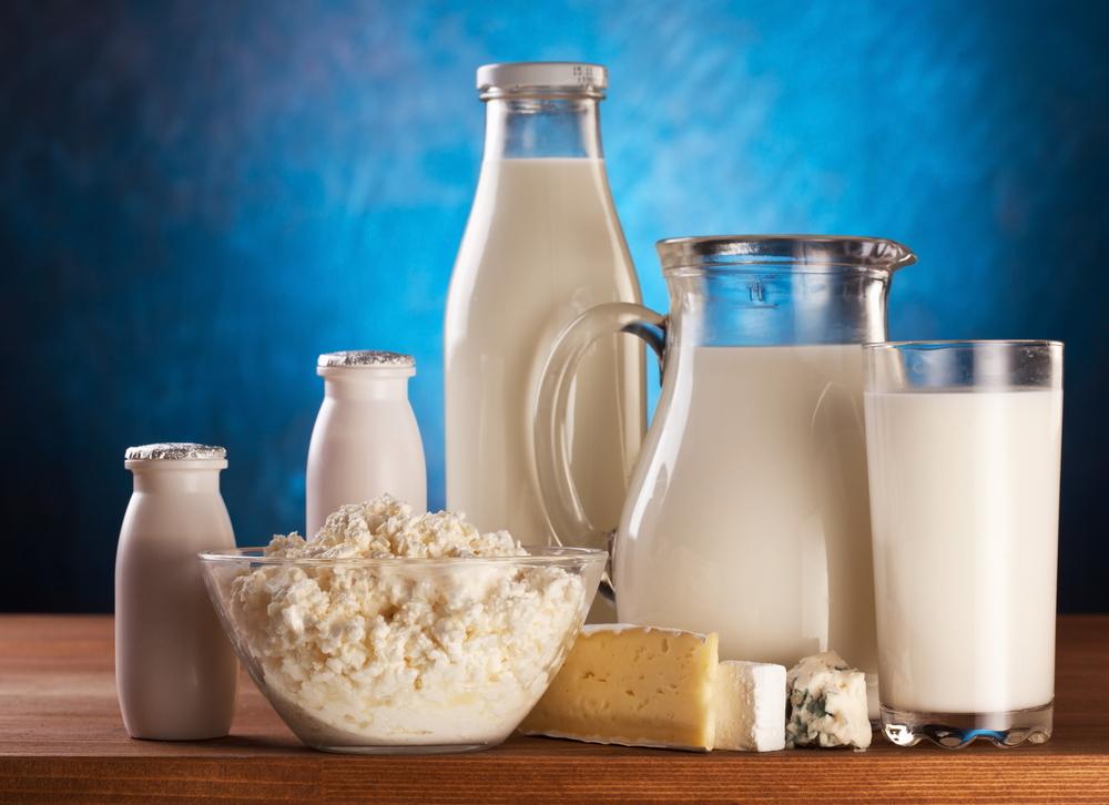 как похудеть на молочных продуктах