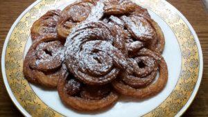 Чуррос, или пончики по-испански