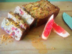 Сдобный цитрусовый хлеб