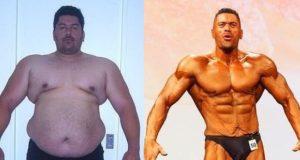 Удивительная трансформация: новозеландский папа сбросил 75 кг
