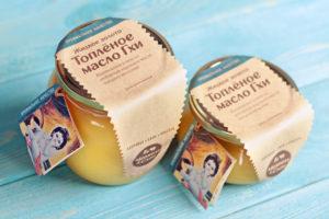 Новости от LCHF-магазина: торты (пока) уходят, зато приходит масло Гхи