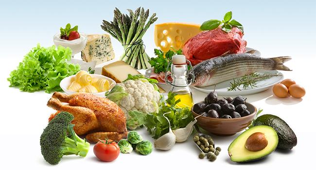 lchf-food