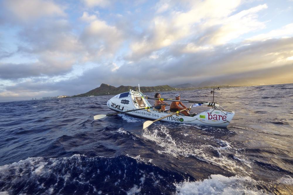 Через Тихий океан на веслах… и на LCHF!