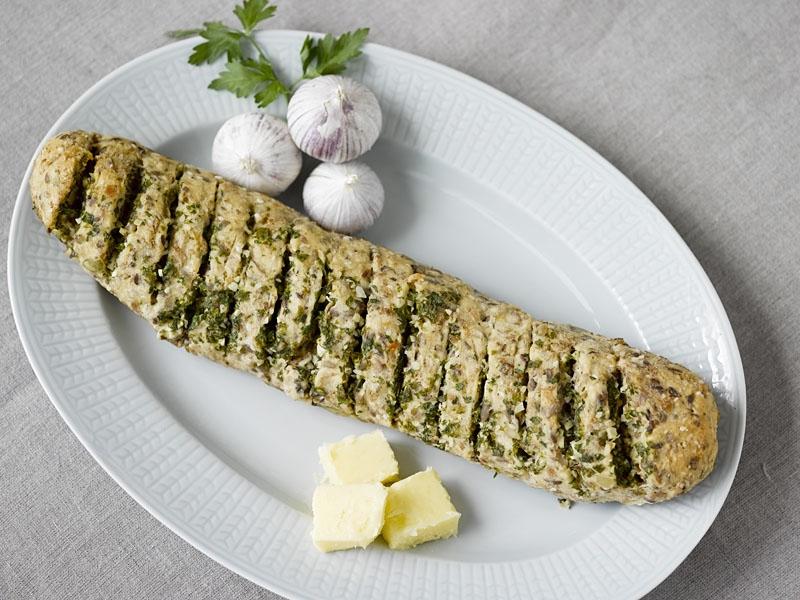 Три рецепта из хлебной смеси: булочки к завтраку, чесночный хлеб, фокачча