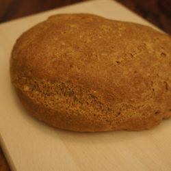 Смесь для выпечки хлеба из миндальной и кунжутной муки