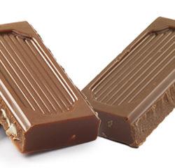 Молочный шоколад с Сукрином