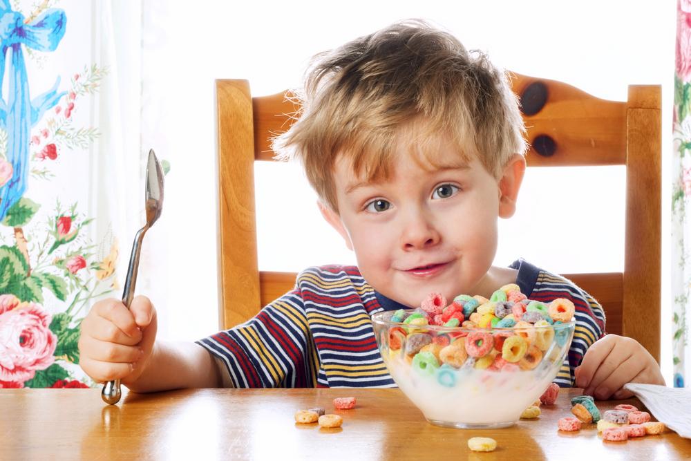 Новое исследование: оставьте детей без сладкого!