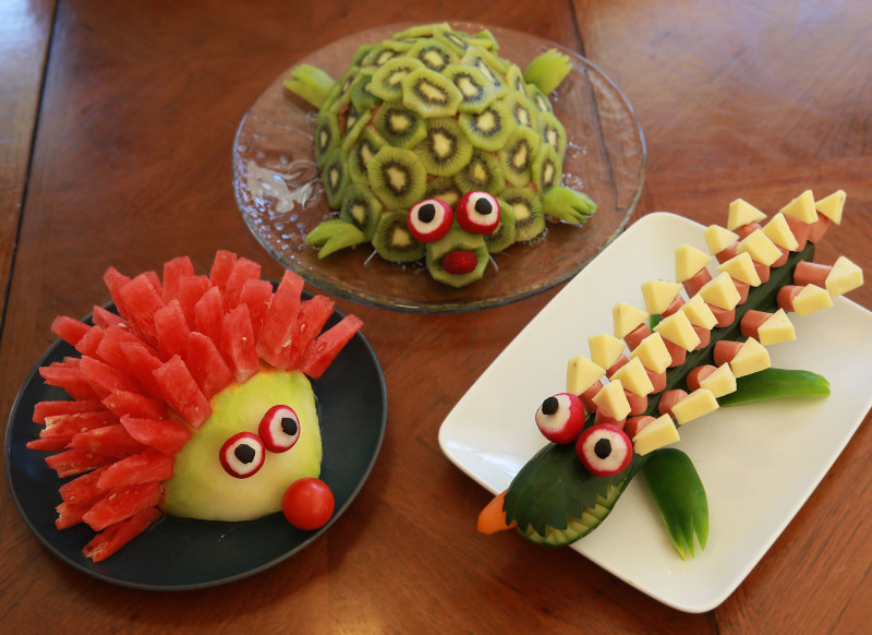 Детский праздник с супер-трио и почти без сахара