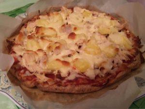 """Oopsie 2 в 1: популярные LCHF """"хлебные"""" лепешки и отличная основа для пиццы."""