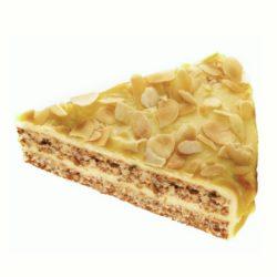 Торт Миндальный LCHF