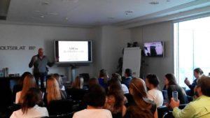 """Новый формат: корпоративный тренинг """"Еда и здоровье"""" с LCHF-фуршетом"""
