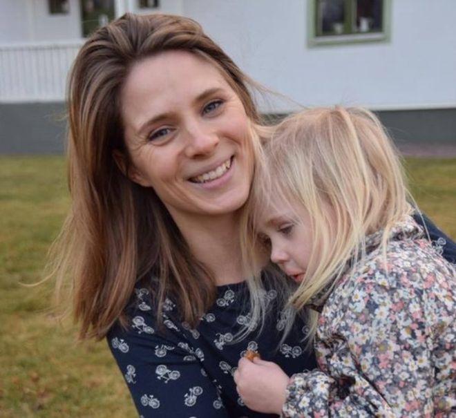 Анна Ларссон, фото: Sara Jonasson / Kalmarposten