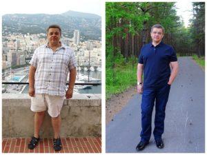 История создателя LCHF.LV – минус 28 кг за год и процесс продолжается