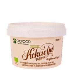 Кокосовое масло нейтральное (Organic) 250мл