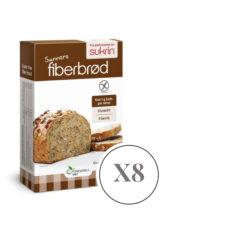 Смесь цельнозерновая для выпечки хлеба х 8