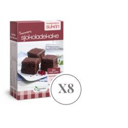 Смесь для выпечки шоколадных пирогов х 8
