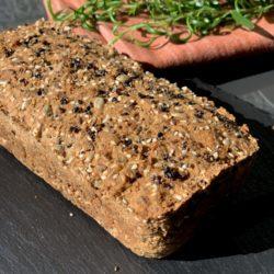 Хлеб с чиа